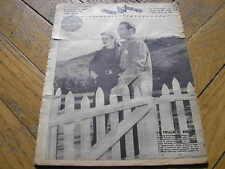 HUMPHREY BOGART LAUREN BACALL COVER ITALIAN MAG NOVELLA 1955