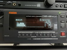 Fostex d2424lv mint condition / home use only