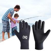 3MM Neoprene Wetsuit Gloves Scuba Diving Surfing Snorkeling Kayaking C2J2