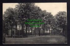 121504 AK Friedrichsfeld bei Wesel Niederrhein Truppenübungsplatz 1915 Offiziers