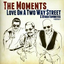 The Moments - Love on a Two Way Street [New CD] Manufactured On Demand