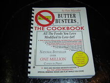Butter Busters, the Cookbook: All the Foods You Love Modified to Low-Fat! by ...