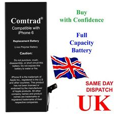 Replacement Battery for iPhone 6 Full Capacity for all apn numbers Li-ion Fast