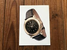 Comunicado Prensa PATEK PHILIPPE Press Release - Ref 5070 Chronograph - Watches