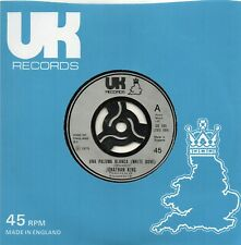 "Jonathan King - Una Paloma Blanca (White Dove)  (7"" Single 1975)"