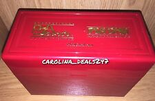 NEW PSA Sports Red Plastic Display Storage Case Box Graded Card Protection