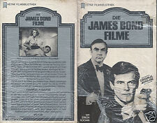 DIE JAMES BOND FILME by von Erich Kocain [4th Edition]