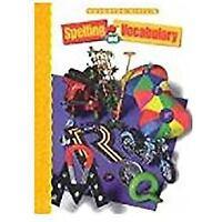 Houghton Mifflin Spelling: Hardcover Student Edition Level 5 1998, HOUGHTON MIFF