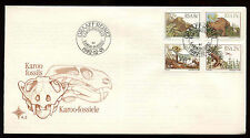 South Africa 1982 Karoo Fossils First Day Cover #C13721