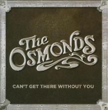 THE OSMONDS - I CAN'T GET THERE WITHOUT YOU NEW CD