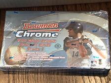 1999 Bowman Chrome Series 1 Baseball Hobby Box - Rookies and Refractors
