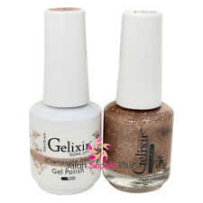 GELIXIR Soak Off Gel Polish Duo Set (Gel + Matching Lacquer) - 094