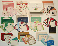 PROJECT LIFE  [HOLIDAY EDITION]  Mini Kit Journal Cards (100 cards) Save 35%