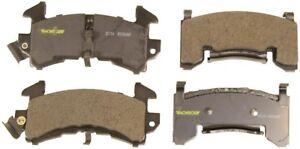 Disc Brake Pad Set-RWD Front,Rear Monroe DX154