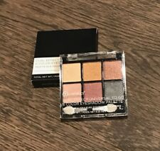 Bh Cosmetics 6 Color Eyeshadow Palette - Dual Effect Universal To Go !