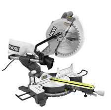 "Ryobi TSS121 12"" Sliding Compound Miter Saw with LED"