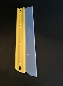 """11"""" squeegee Made Out of Soft  Silicone for Auto Detailing"""