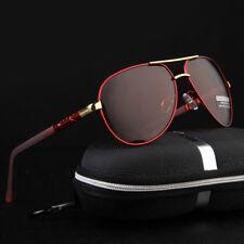 Aluminium HD Men's Polarized Photochromic Sunglasses Pilot Driving Sun Glasses