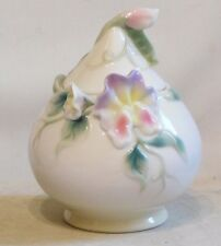 Franz porcelain ~ ~ Azucarera Porcelana Sweet Pea ~ FZ00418 ~ En Caja
