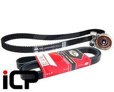 Timing Cam Belt Kit & Gates Alternator Power Steering Belt Fits Toyota Supra 3.0
