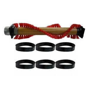 Roller Brush Assembly for Oreck XL Vacuum & 6 XL Belts # 030-0604 XL010-0604