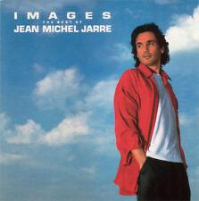 Jean-Michel Jarre CD Images (The Best Of Jean Michel Jarre) (Dreyfus – 191 031