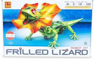 Frilled Lizard Robot Kit Educational Toy Build Yourself