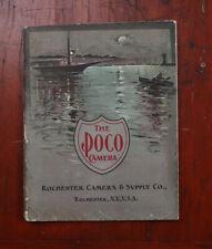 ROCHESTER CAMERA 1903 POCO CATALOG/cks/208583