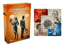 Codenames Pictures w/ Promo Tiles Board Game Czech Games Edition CGE00036 Spies