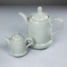 VTG Rosenthal Porzellan Kaffee Tee Muckefuck Kannen mit Filter Sieb 30er 40er J