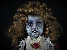 Lilith By Wicked Wanda creations! OOAK creepy spooky horror Halloween doll
