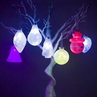Ball Light - Pendant Hanging LED Ball Fairy Lights for Christmas Trees funny