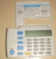 VTG Weight Watchers 123 Success Points Manager Calculator Model 1818  1997 Minty