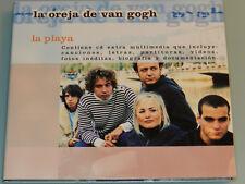 La Oreja de Van Gogh - La playa - RARE '01 Maxi single Digipak 4trk Promo cd