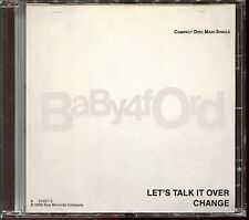 BABY FORD  - LET'S TALK IT OVER - USA CD MAXI [2700]