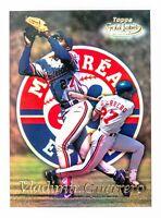 Vladimir Guerrero #76 (1999 Topps Gold Label) Class 1, Montreal Expos, HOF