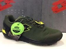 SCARPE UOMO LOTTO CITYRIDE III AMF S9958 col verde memory foam comoda!!!!