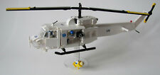 LEGO CITY Custom UN Series Huey Rescue Helicopter With Figures