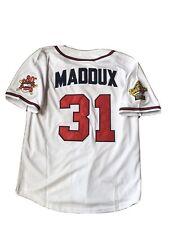 Greg Maddux World Series Jersey