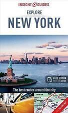 Explore guide: Explore New York by Insight Guides (Paperback / softback)