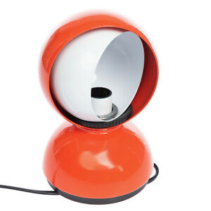 RRP€120 ARTEMIDE ECLISSE Table Lamp Designed By Vico Magistretti Made in Italy