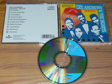 LEE ANDREWS - BEST OF, TEARDROPS / ALBUM-CD 1989 MINT-