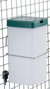 Trinkflasche 1L für Kaninchen Hasenstall Kaninchentränke Wasserspender Nager