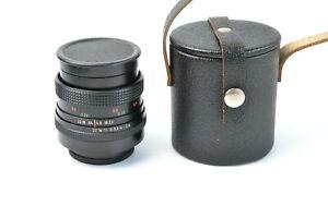 NEW! Carl Zeiss Jena MC Flektogon 2.4/35 lens M42 mount S/N 57203
