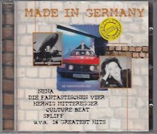 Made In Germany - 16 Greatest Hits