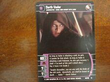 Star Wars TCG ROTS 4x Darth Vader (Q)