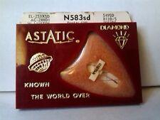 Vintage Phonograph Needles Varieties- New Old Stock N583-sd Diamond