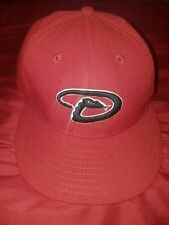 New Era MLB Arizona Diamondbacks Fitted Cap Hat 59Fifty Size 7 1/4