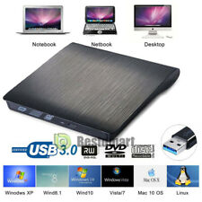 Slim USB3.0 External Driver DVD Reader 3D Blu Ray CD Driver Player For PC Laptop