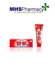 Deep Heat Cream - 3 x 100g